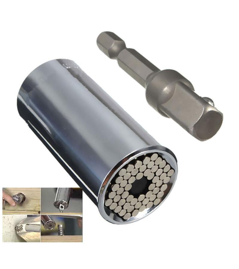 Πολυκαρυδάκι Πολύκλειδο 7-19mm All in One Socket