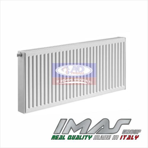 Θερμαντικά Σώματα Πάνελ IMAS Δίστηλα 22 με Υψος 60cm