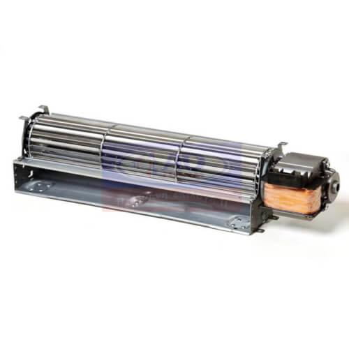 Φυγοκεντρικός ανεμιστήρας βεντιλατερ για σόμπες πελλετ 45 Watt 300mm